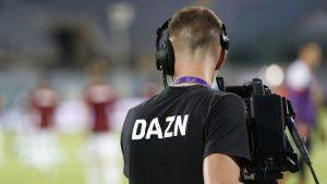 Serie A, rodaggio difficile per DAZN: ancora problemi tecnici