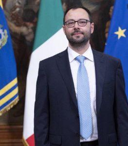 Ministro Agricoltura Patuanelli