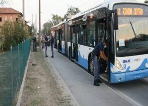 Rimini shock aggressione somalo