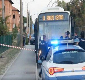 Aggressione a Rimini