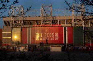 Old Trafford Man United