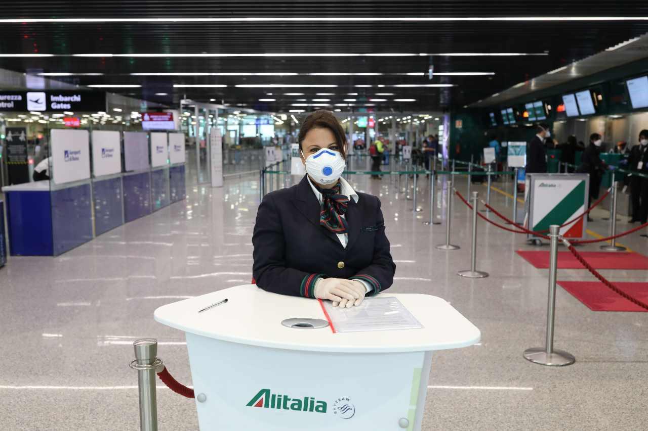 Addio Alitalia