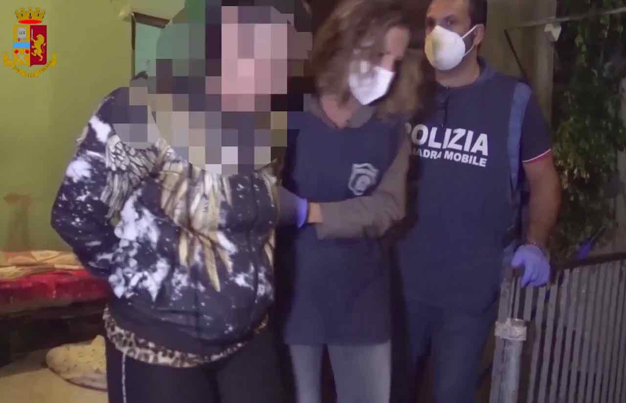 Catania nove arresti