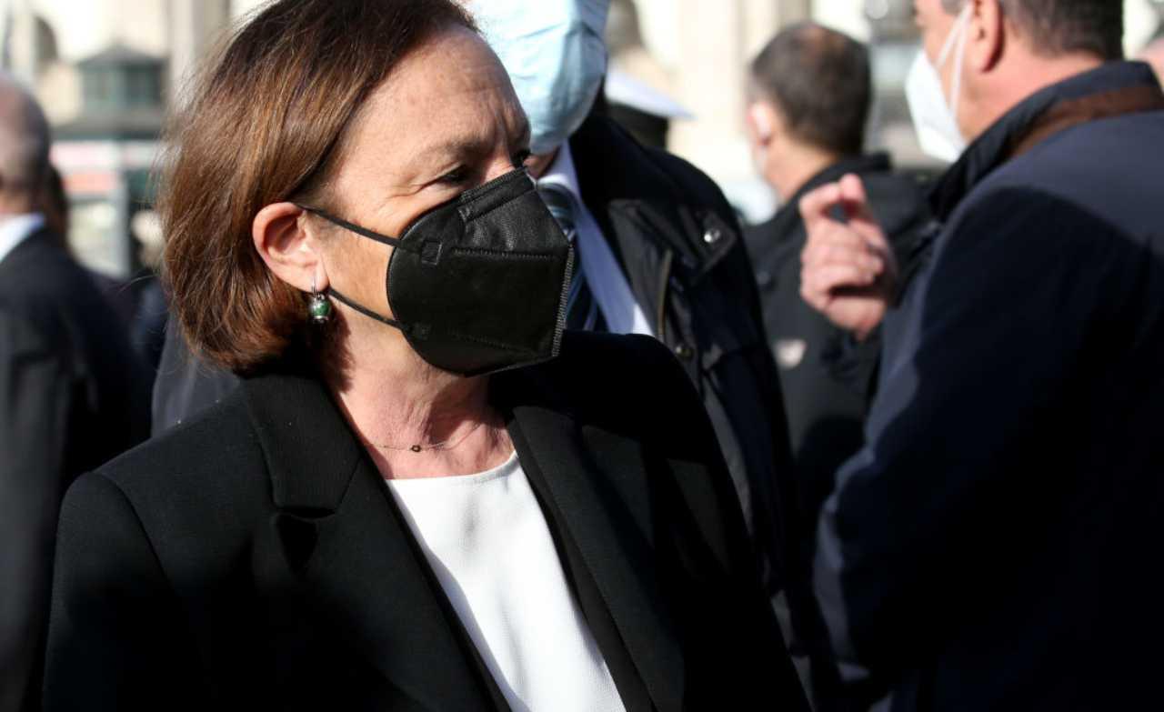 Lamorgese ministro degli Interni Governo Draghi