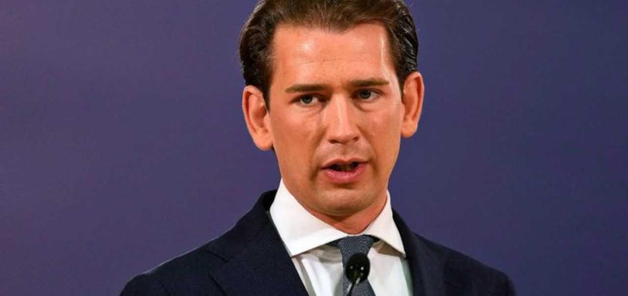 Austria indagine Kurz