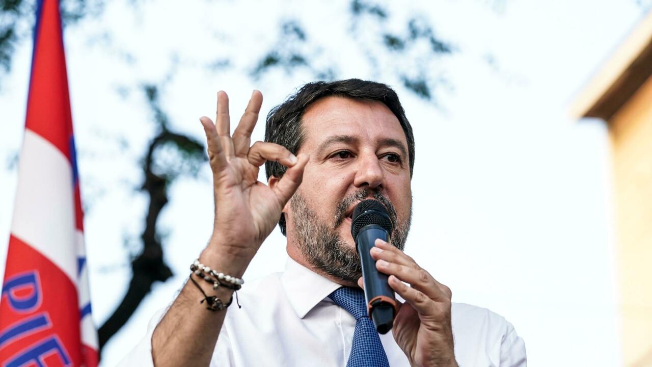 Matteo Salvini discoteche