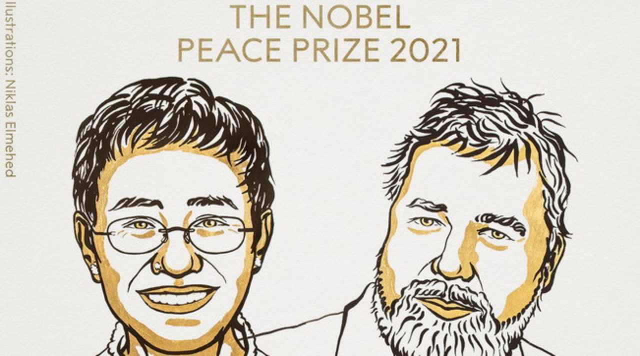 Premio Nobel Pace 2021, giornalisti uccisi