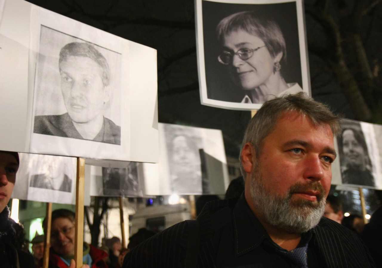 Putin contro Muratov