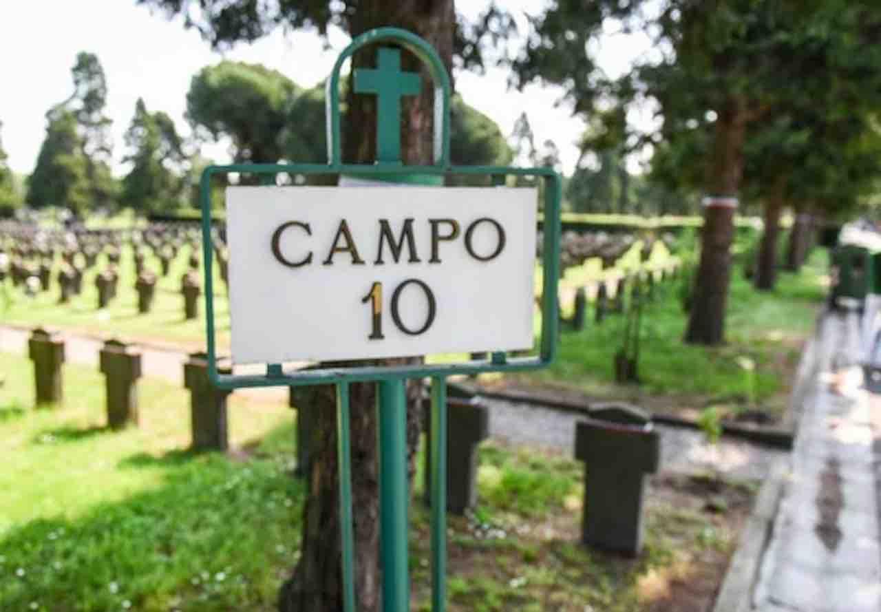Cimitero maggiore Milano
