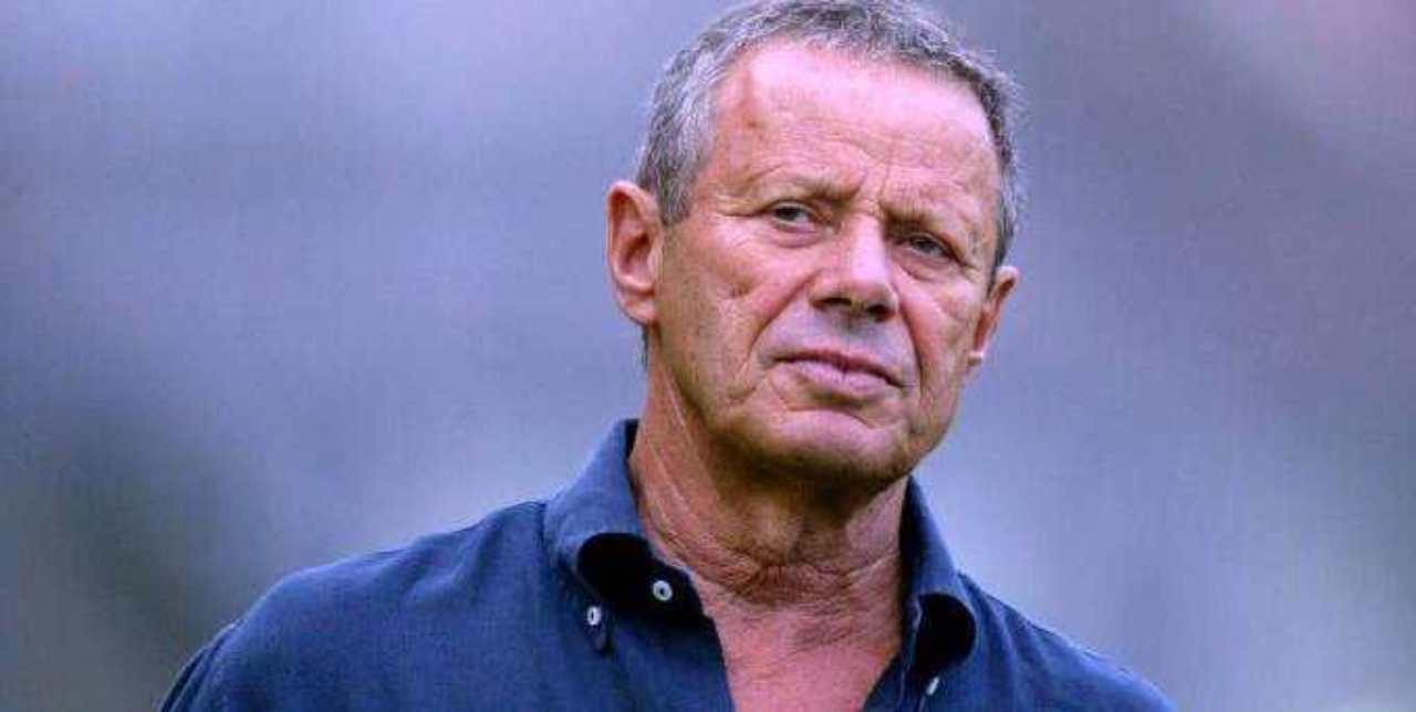 Maurizio Zamparini lutto