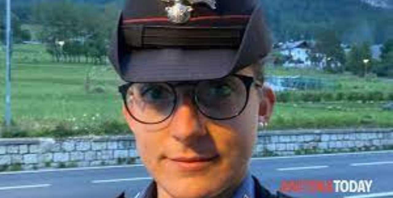 Carabiniera Martina Pigliapoco