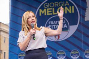 Comunali 2021, Giorgia Meloni